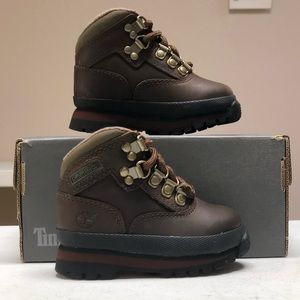 Timberland Toddler Euro Hiker Boots NWT, Toddler 4
